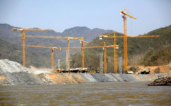 Lao hydro dam to seriously affect Vietnam's Mekong Delta