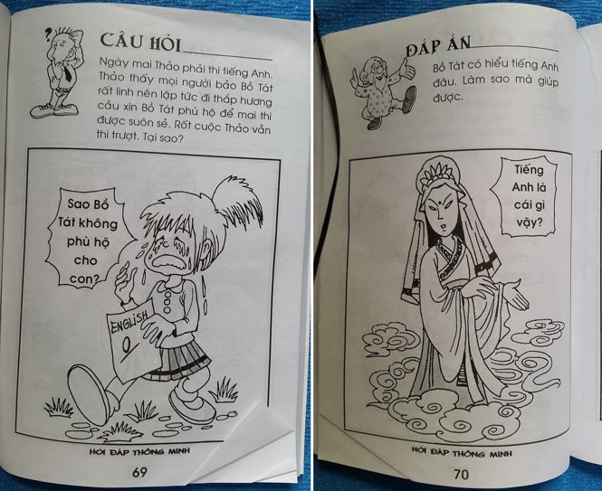 Vietnam publishing department orders withdrawal of children's book with nonsensical content