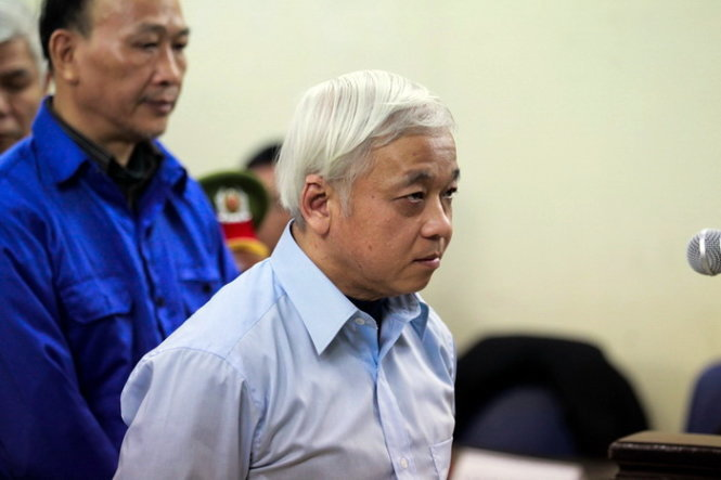 Vietnam court upholds ex-banking tycoon's 30-year jail term