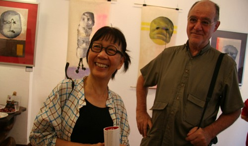 Vietnamese-Swiss director has films shown at Taiwanese fest