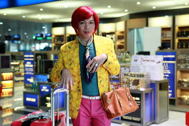 Gay characters in Vietnamese films: Any exaggeration?