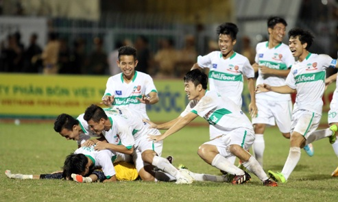 Things to watch for in 2015 season of Vietnam's top football league