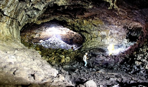 Vietnam's newly discovered volcanic caves captured in photos