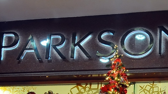 Malaysia's Parkson department store chain closes mall in Vietnam's capital city
