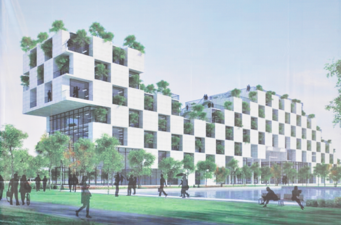 Ministry recruits entries to represent Vietnam in SE Asian architecture contest