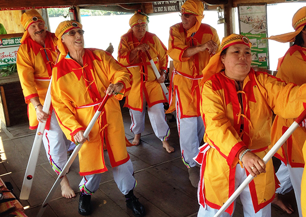Vietnam firm embeds fishermen's folk songs in tours for foreigners