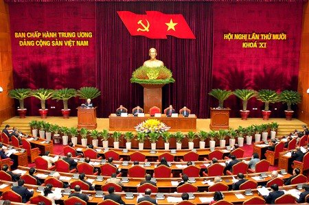 Party Central Committee meets, focusing on personnel issue, confidence vote