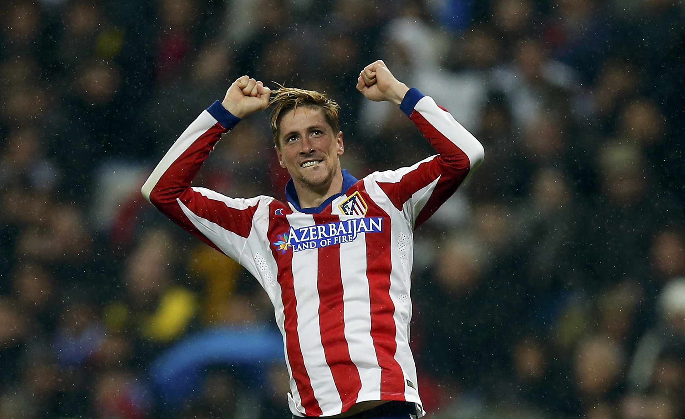 Two-goal Torres fires Atletico into Cup quarters