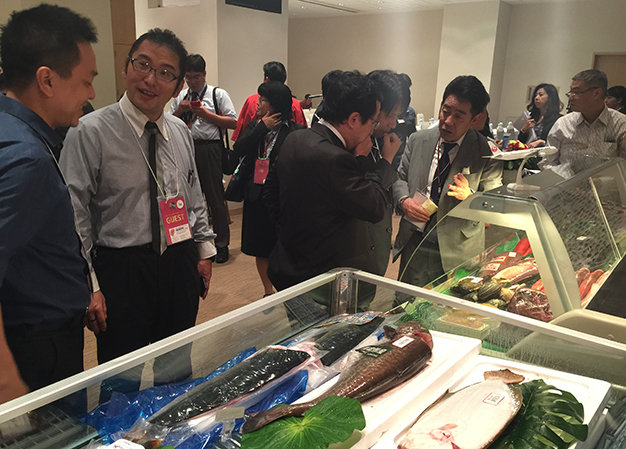 Japan to help Vietnam qualify catches for sale at world's largest fish market