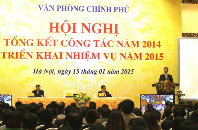 Premier asks Vietnam government's official information be posted on social media