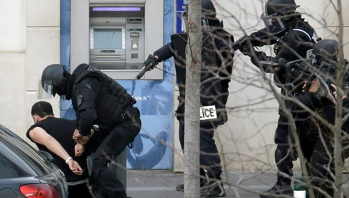 French post office hostage-taking ends, no victims
