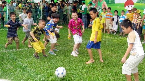 Internationally-funded SOS Children's Village opens in northern Vietnam