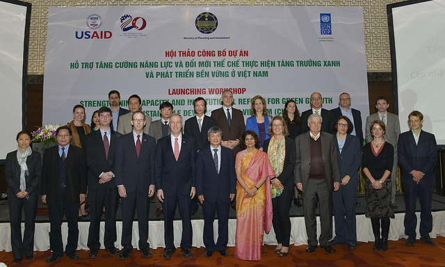 New partnership to accelerate green growth in Vietnam