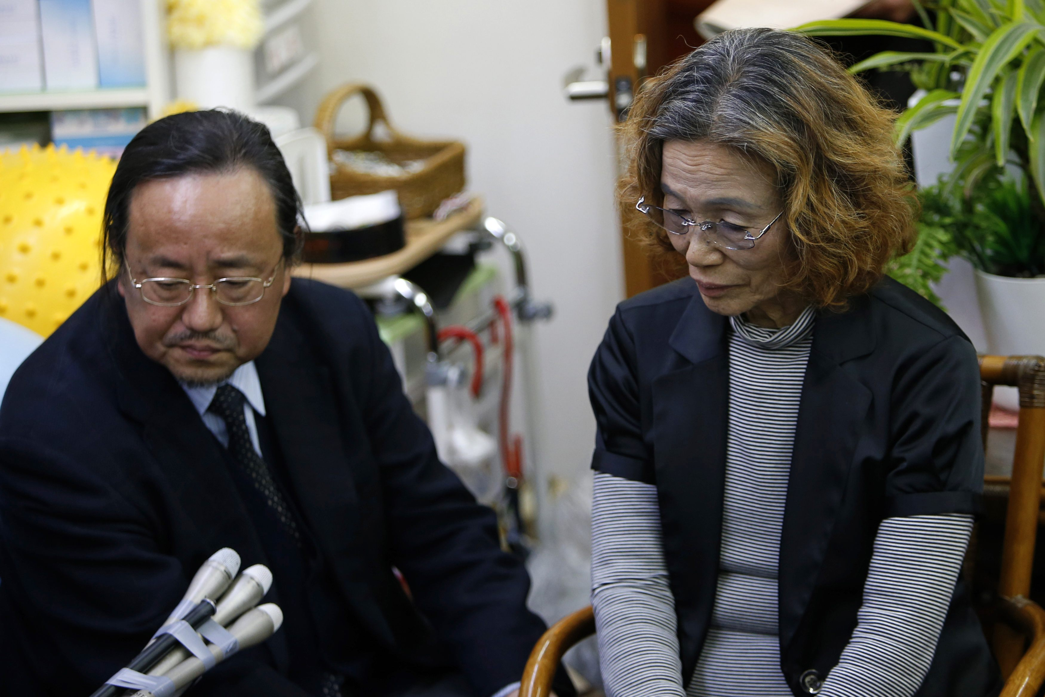 Japan checking purported message on new deadline set by IS