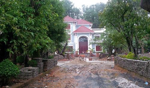 Vietnamese major general's illegally-built villa must be demolished: authorities
