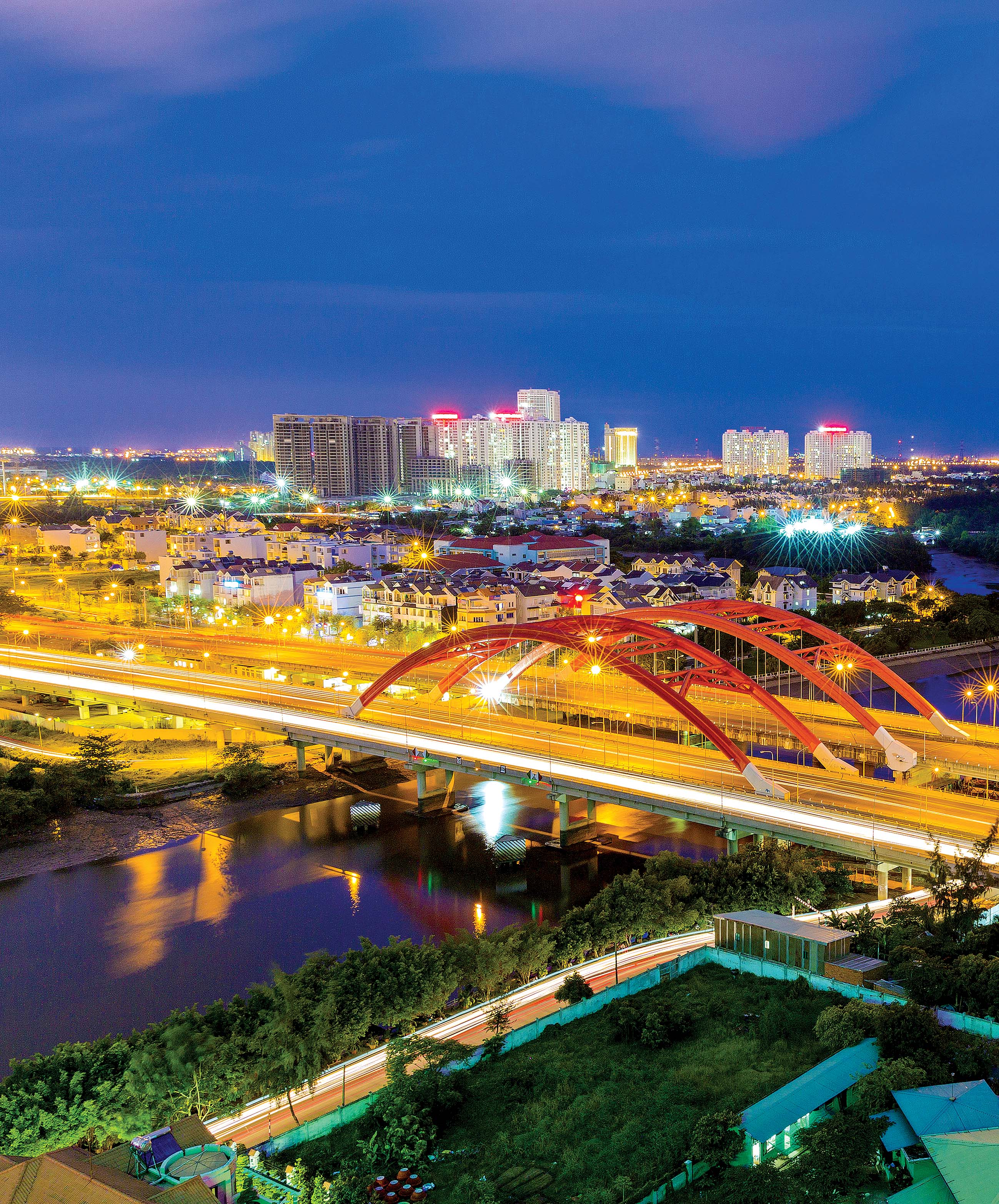Ho Chi Minh City among world's safest: British magazine