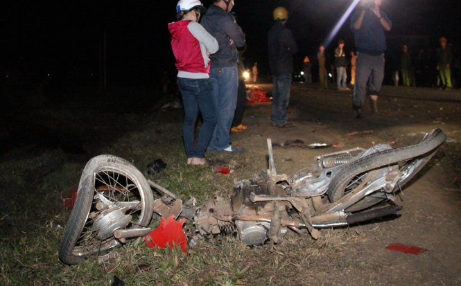 10 deaths in three serious road accidents within one day in Vietnam