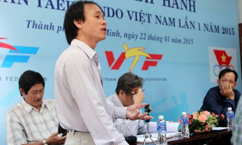 Ho Chi Minh City taekwondo fighters' salary found being transferred to coach's account