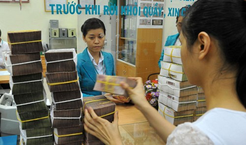 Vietnam central bank to take over loss-making lender