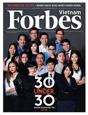 Forbes Vietnam releases maiden 30 under 30 list, including Flappy Bird creator