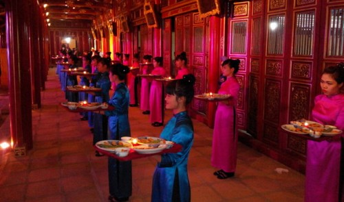 Vietnam's imperial capital offers royal tourist activities