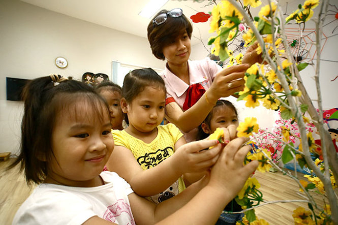 80% of teachers at Vietnam private preschools want to quit job: survey