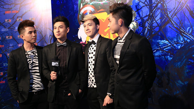 Local group takes over, upgrades MTV Vietnam