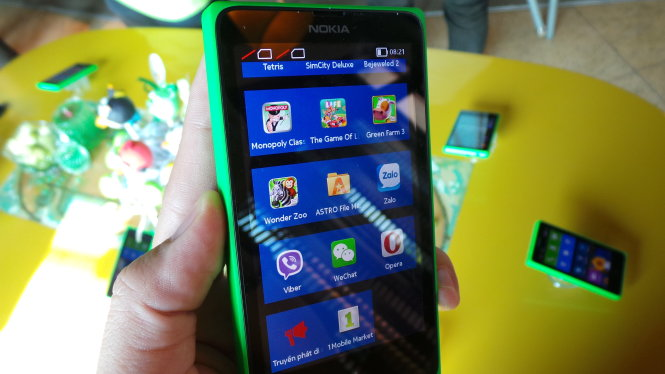 Nokia phones still popular with consumers in Vietnam following Microsoft buyout: retailers