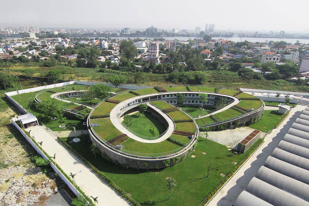 Vietnam kindergarten wins int'l architecture award