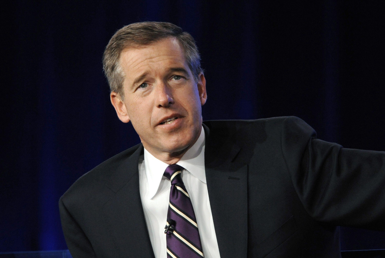 NBC News anchor Brian Williams suspended after Iraq misstatement