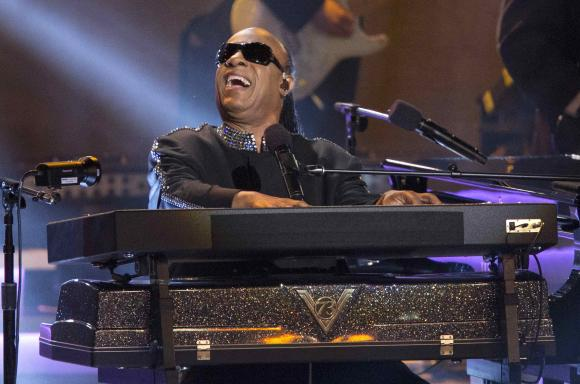 Songs in key of life: music stars pay tribute to Stevie Wonder
