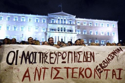 Greece heads for bailout showdown with EU