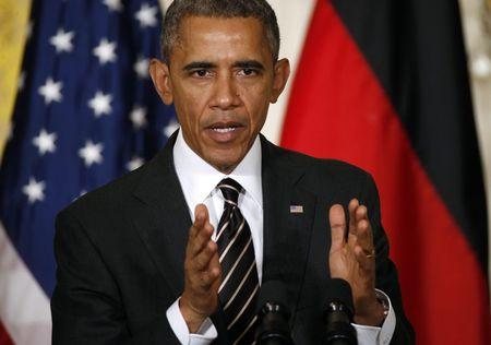 Obama seeks war authorization from Congress to fight Islamic State