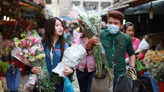 Consider these Valentine's Day recommendations if you're in Ho Chi Minh City