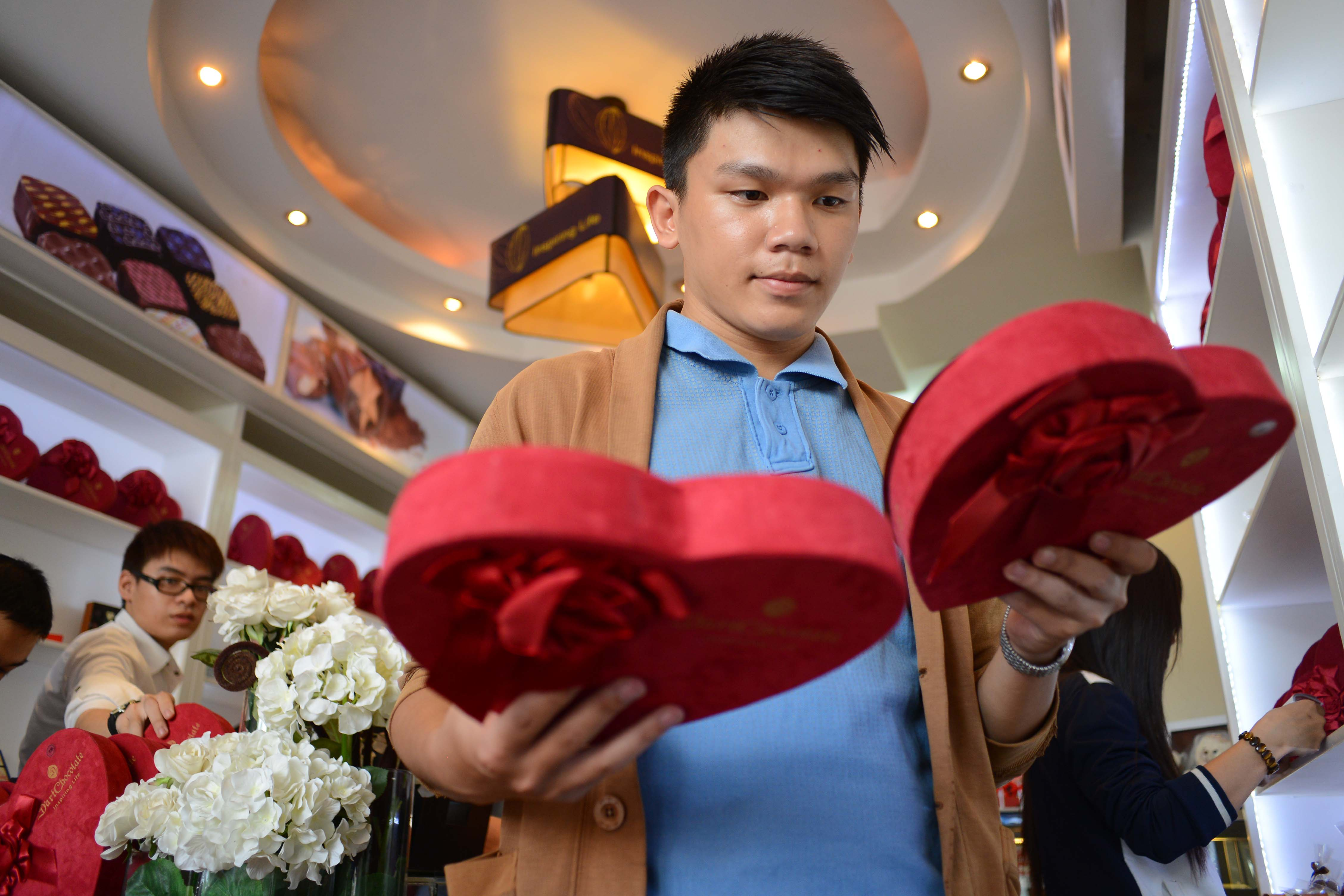 Valentine's Day in Vietnam: Say