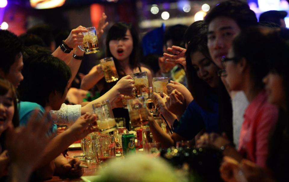 Off the wagon: Vietnam's binge-drinking problem