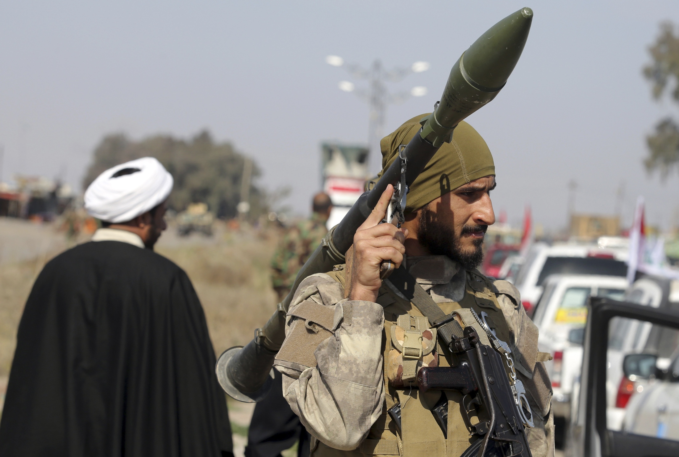 U.S. identifies 1,200 potential fighters for Syria training