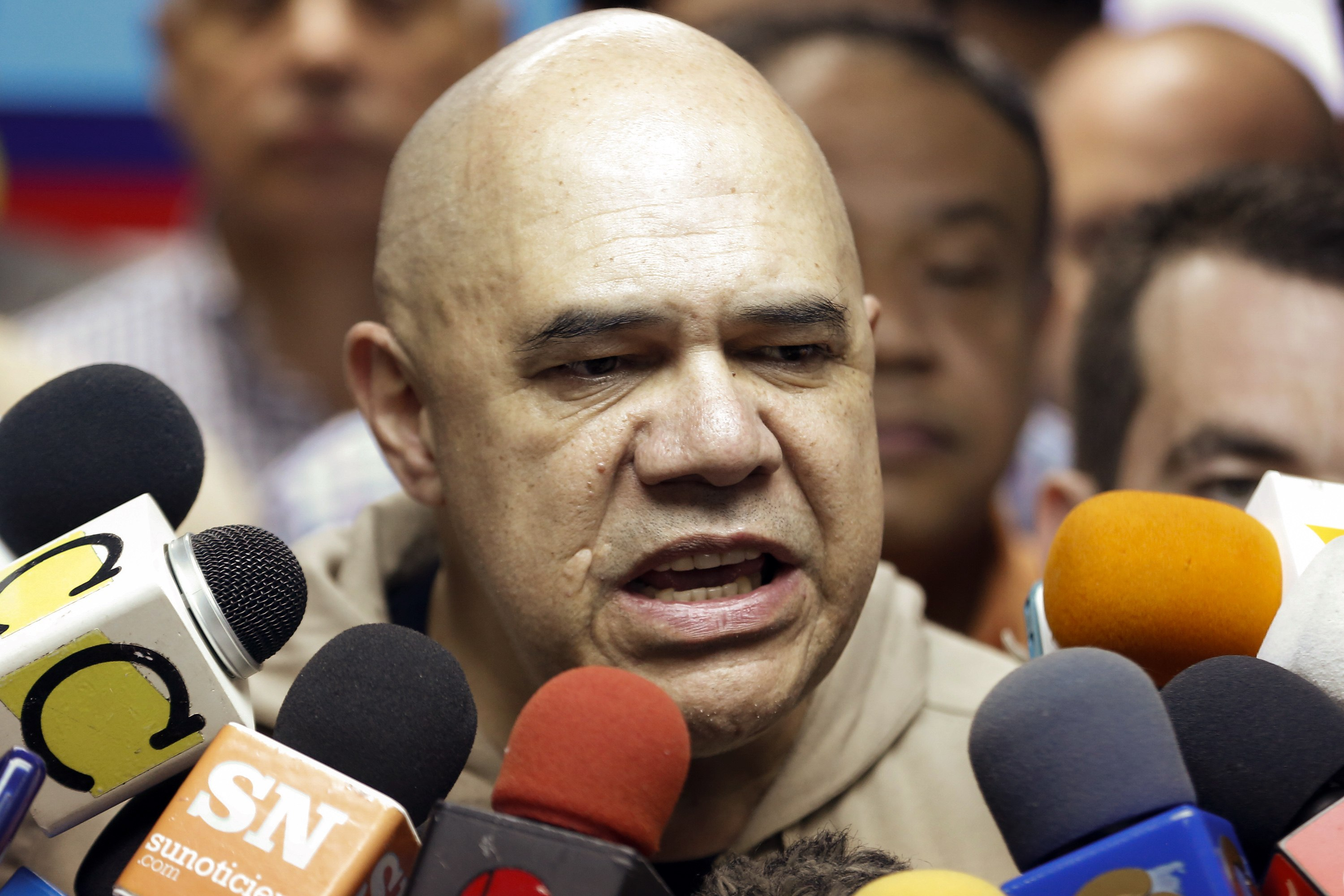 Venezuela arrests opposition mayor accused of coup plot