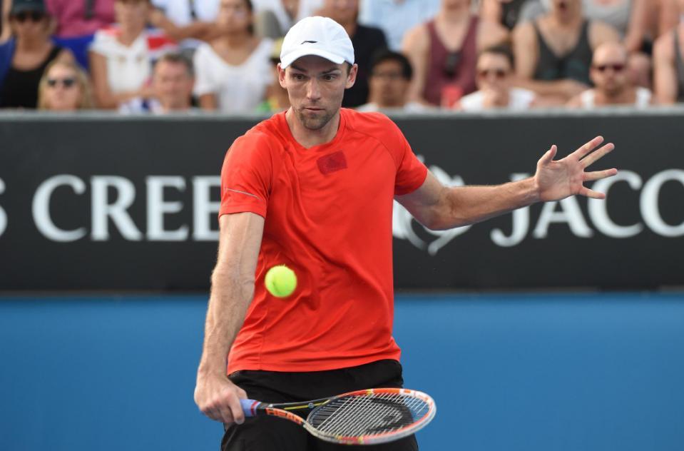 Karlovic becomes oldest ATP winner since 1989