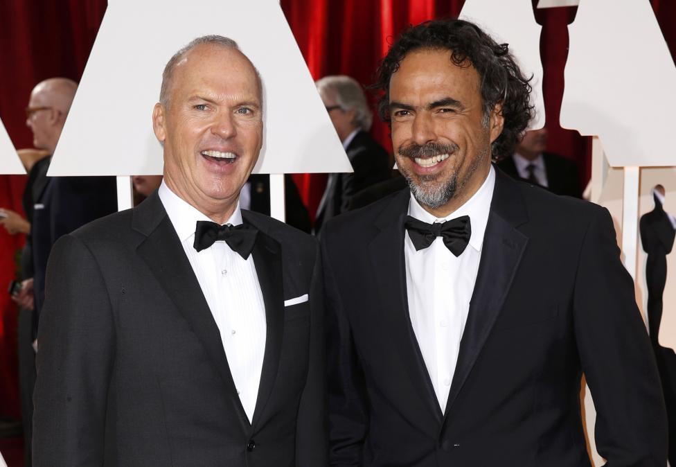 Alejandro Inarritu wins best director Oscar for 'Birdman'