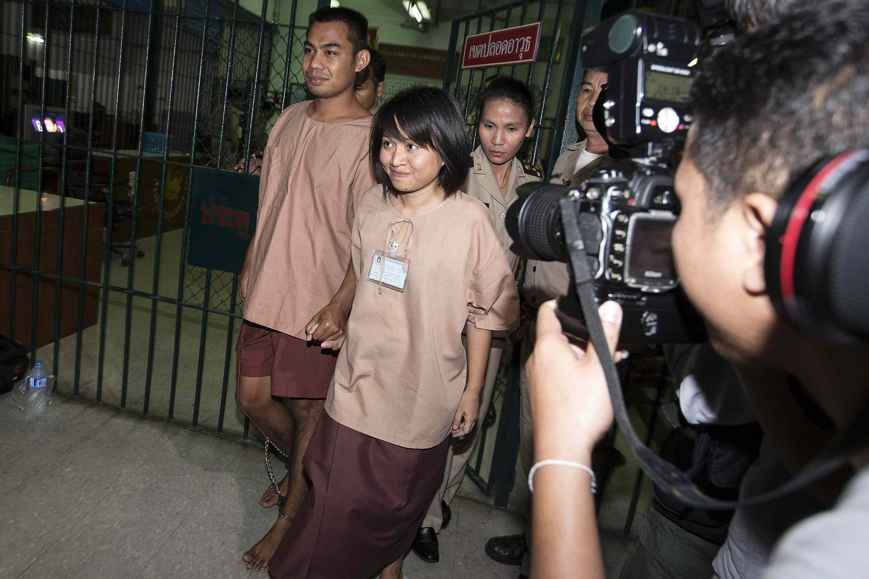 Thailand jails two on royal insult charge over play