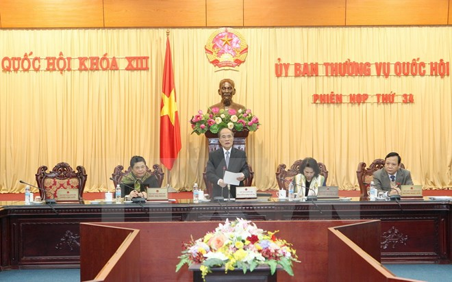 Vietnam legislature to debate law issues, int'l airport project this week