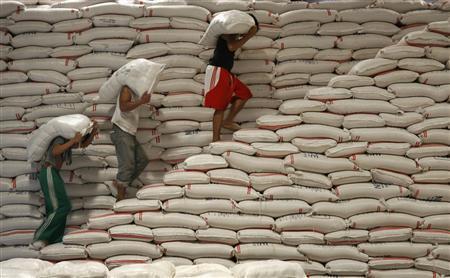 Philippines seizes Vietnamese ship on suspicion of rice smuggling: media