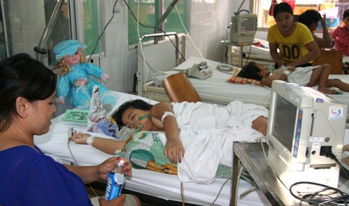 Dengue fever spreads to 38 localities in Vietnam, killing 3
