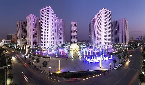 Vingroup wins double awards with Hanoi property