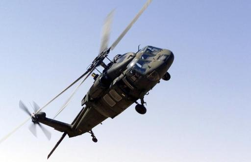 Eleven feared dead in US military helicopter crash