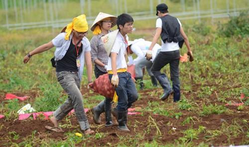 Farming tours add to appeal of Vietnam's Da Lat 'flower city'