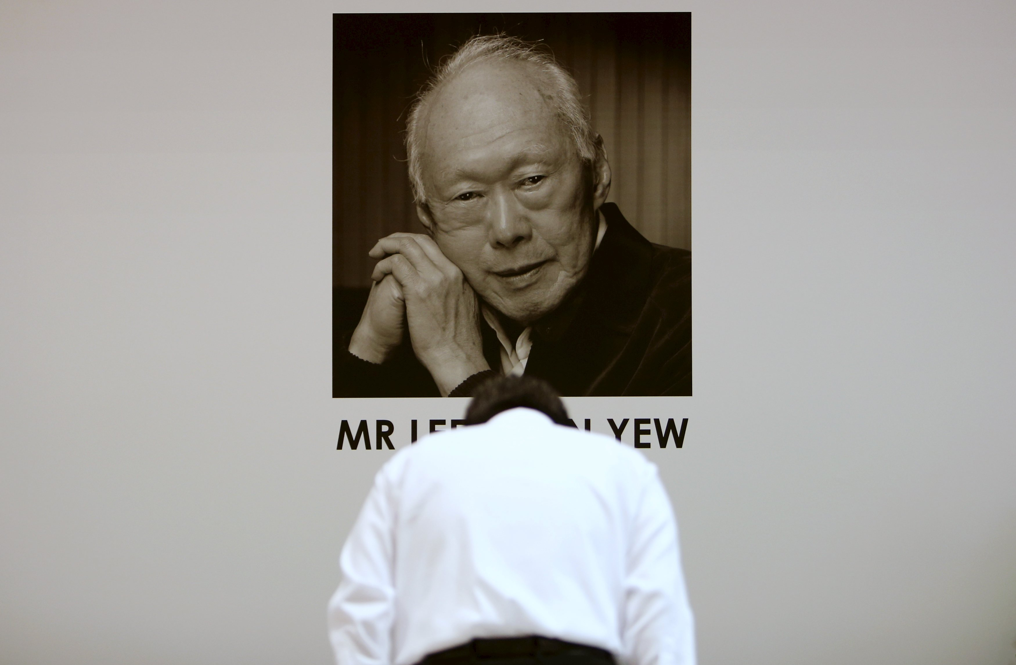 All roads lead to Singapore: Asians study Lee Kuan Yew's mantra