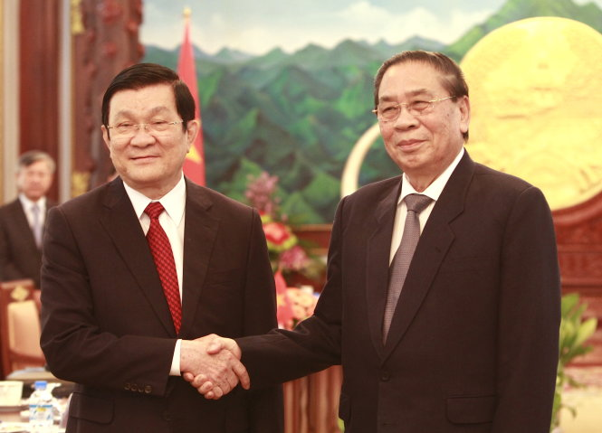 Vietnam, Laos agree to give highest priority to each other