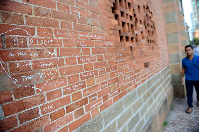 OP-ED: Strict punishment should be inflicted on those writing on public walls